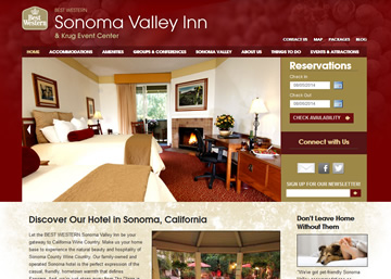 Sonoma Valley Inn